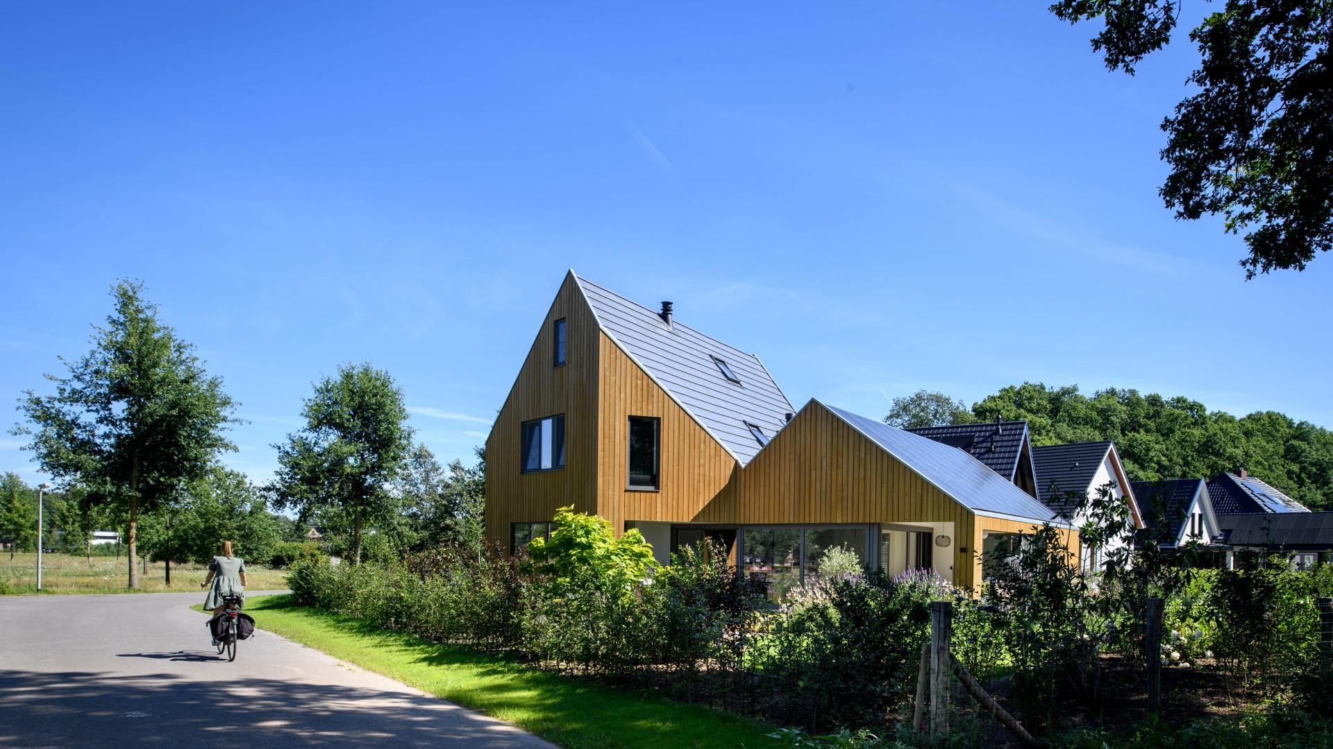 Nieuwbouwwoning in Diepenveen